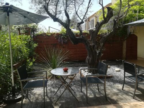 Jardin Zen chambres standard