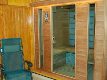 Far Infr-red Sauna
