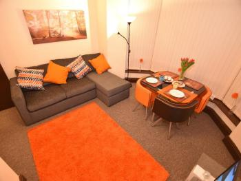 Wyresdale House - Apartment 1- Lounge