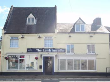 Lamb Inn Ringwood Limited - Front View