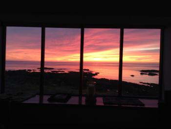 Stunning sunrises and sunsets at Pew with a View