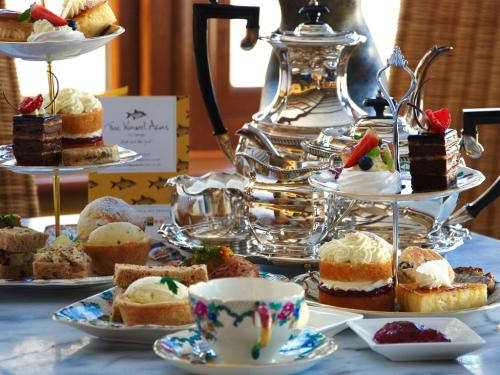 Afternoon Tea at The Kinmel Arms