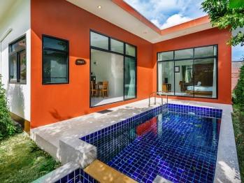 2SI# 2 Bedroom Siam Villa