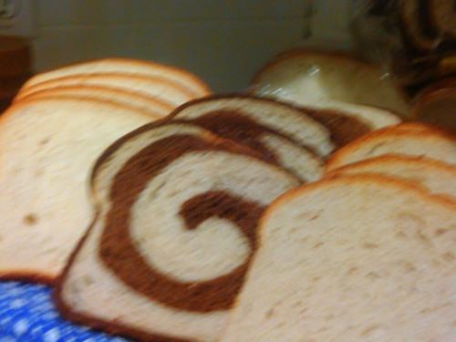 Fresh breads!