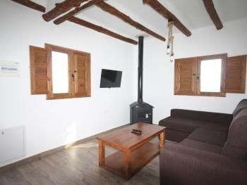 Salón apartamento 2 habitaciones