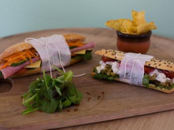 The Smugglers Rest - Motehoe - Miss Fea's Cafe Sandwiches