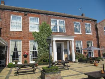 Old Hall Hotel -