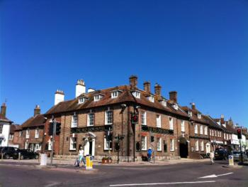 The Red Lion - At the heart of the town