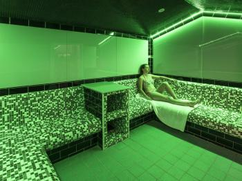 free steam room