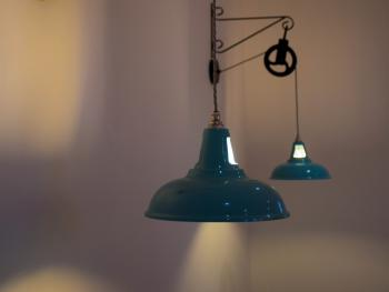 The Smugglers Rest - Motehoe - Miss Fea's Cafe Lighting