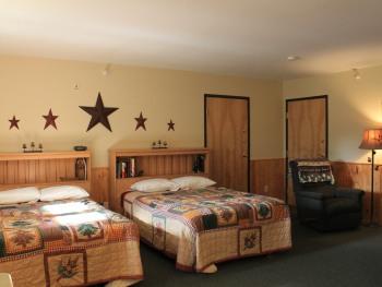 Double Suite-Lodge-Standard-Park View-Private Bathroom