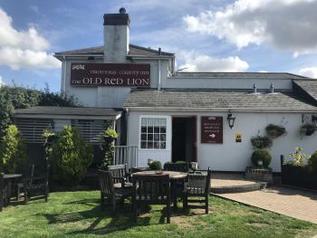 The Old Red Lion Inn -