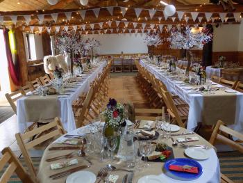 wedding hive hall