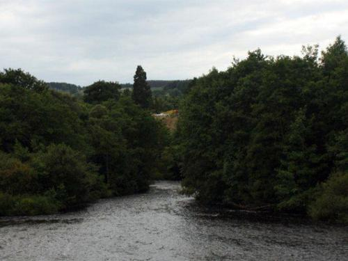 River Tyne, just a short 2 minute stroll from the Black Bull Hotel