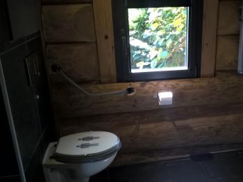 Toilette Chalet 25 m² PMR