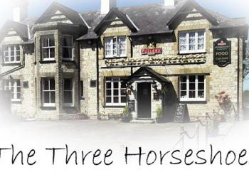 The Three Horseshoes - Front Entrance
