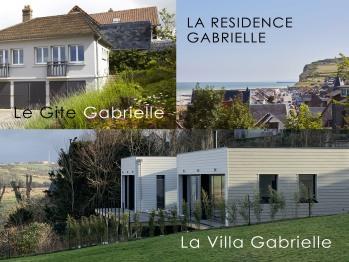 Le gîte et la Villa Gabrielle - Le Gite et la Villa de la résidence Gabrielle